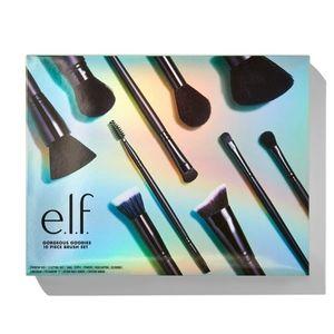 ELF Gorgeous Goodies 10 pc Brush Set